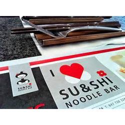 Su&Shi;Restaurant - Square One Mississauga