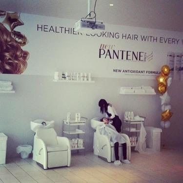 Pantene Beautiful Hair Bar - Toronto