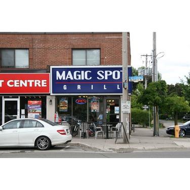 Magic Spot Grill, Etobicoke, ON