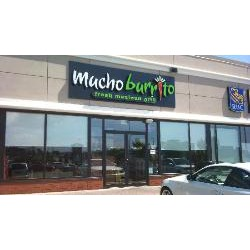 Mucho Burrito, Whitby, ON
