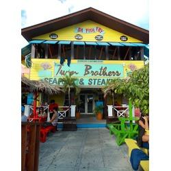 Twin Brothers Restaurant - Arawak Cay, Nassau, Bahamas