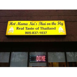 Hot Mama Noi's Thai on the Fly