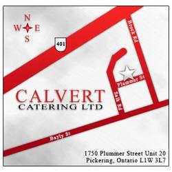 Calvert's Catering