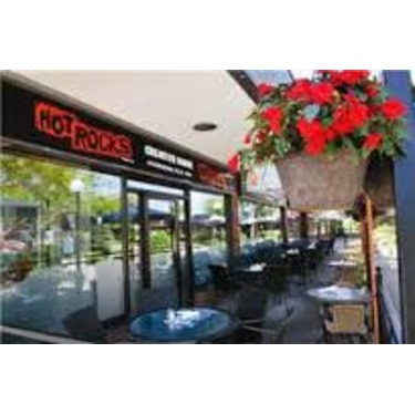Hot Rocks Creative Diner
