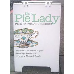 The Pie Lady - Harrow, ON