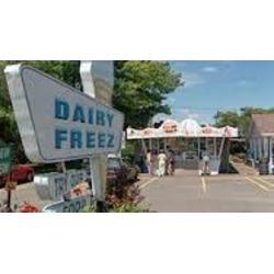 Dairy Freeze ~ Cottam Ontario
