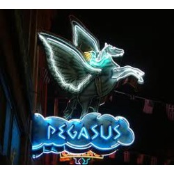 Pegasus in Greektown Detroit, MI