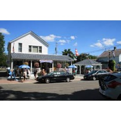 Waterfront Ice Cream Palour ~Amherstburg ON
