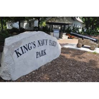 King's Navy Yard Park  ~Amherstburg ON