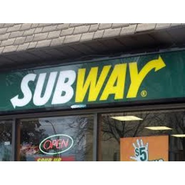 Subway ~~Amherstburg ON
