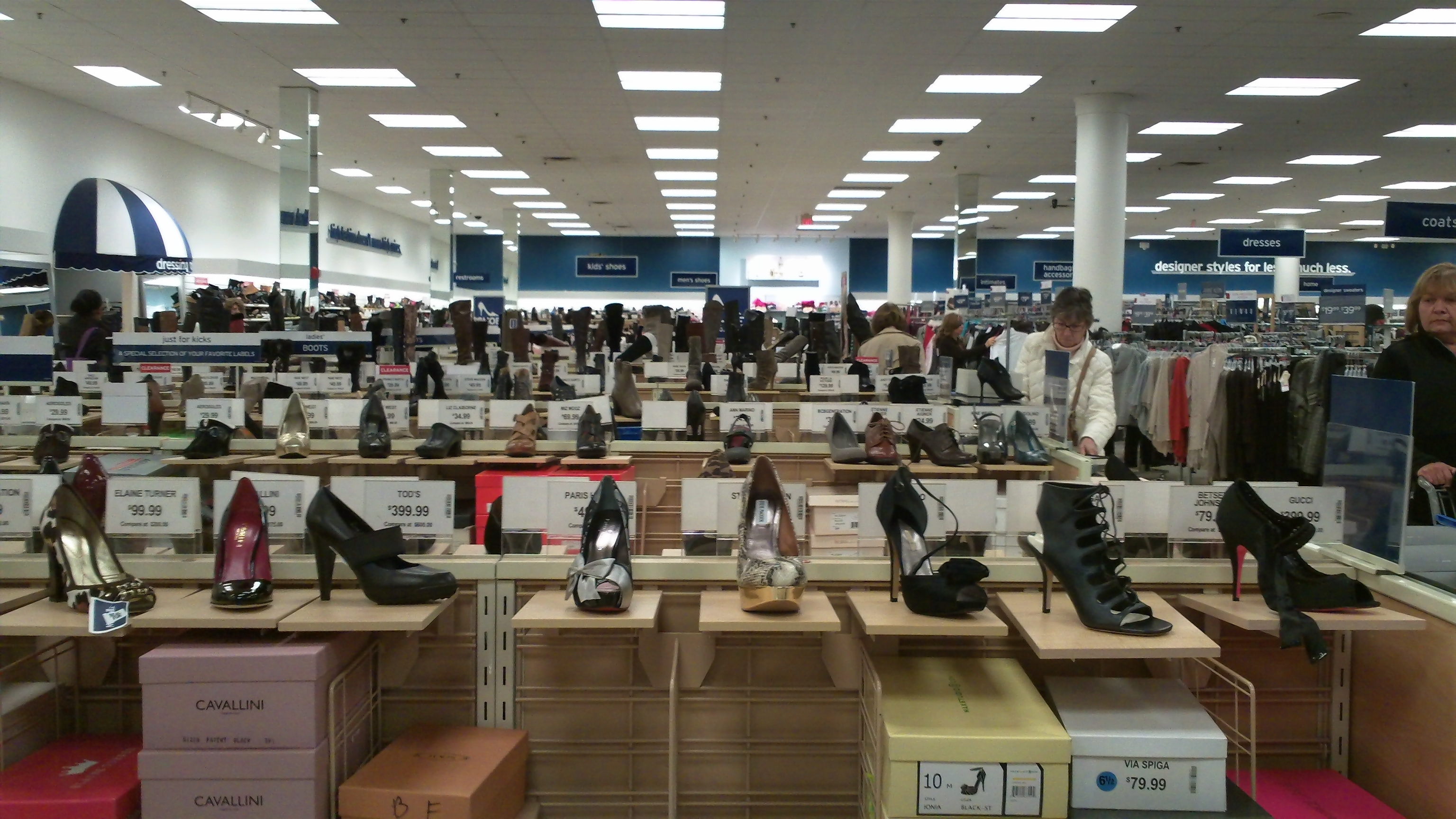Marshalls Shoes Store