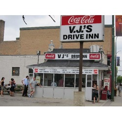 VJ's Drive-in