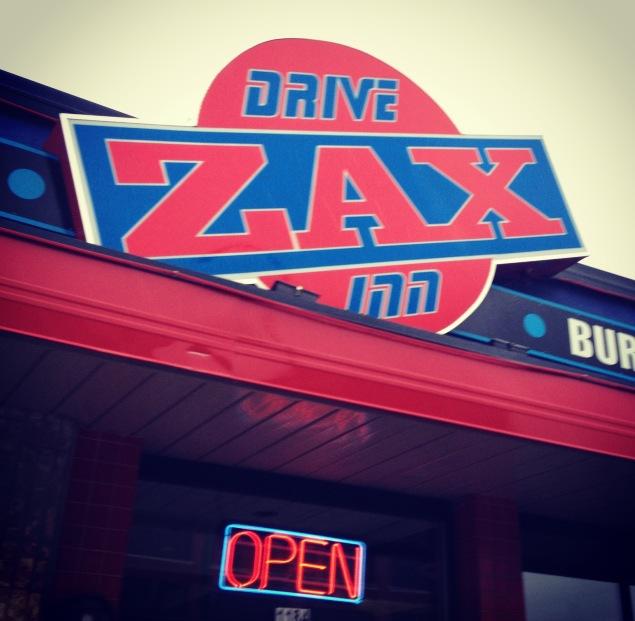 Zax Drive In, Winnipeg, Manitoba Reviews In Burger Joints
