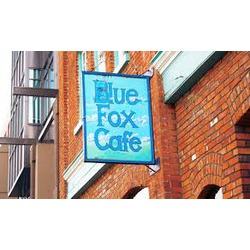 Blue Fox Restaurant in Victoria, BC