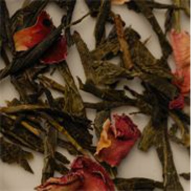 Tea Buds and Blossoms