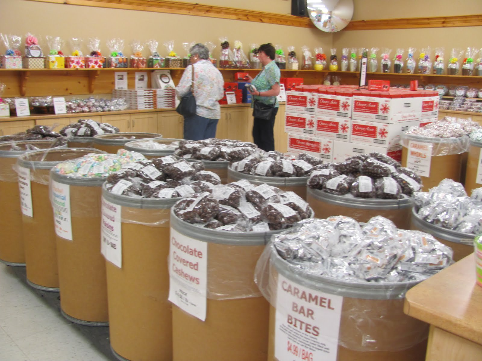 World's Finest Chocolate, Campbellford, ON, Campbellford, Ontario ...