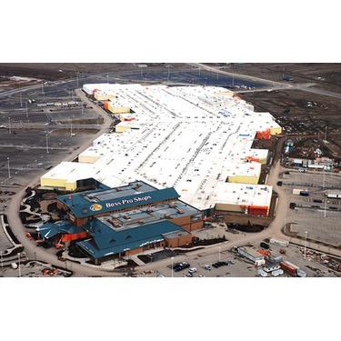 Cross Iron Mills Mall-Balzac, Alberta