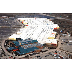 Cross Iron Mills Mall-Balzac, Alberta