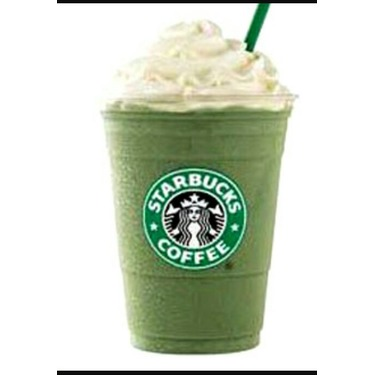 how to make green tea frappuccino
