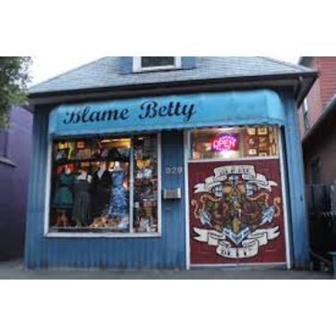 Blame Betty Calgary