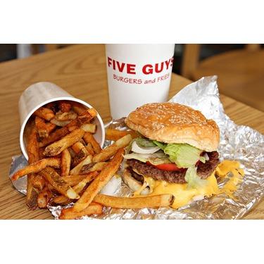 Five Guy Burger & Fries- Brampton