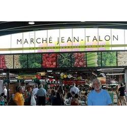 marché jean talon Montreal