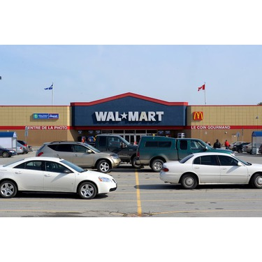Wal-mart, Sherbrooke