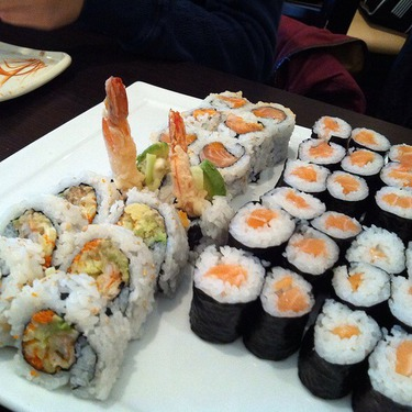 Wakame Sushi- Weston Rd & 401