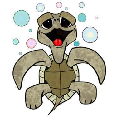 Happy Turtle Soap