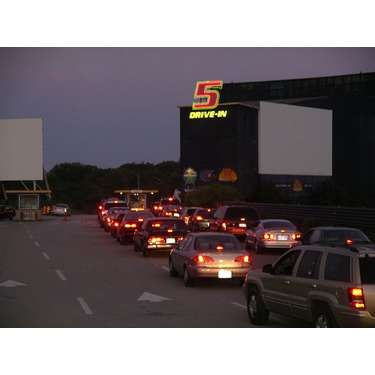 5 Drive in