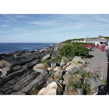 The Lobster Shack at Two Lights — Cape Elizabeth, Maine