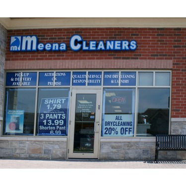 Meena Cleaners- Brampton,Ontario