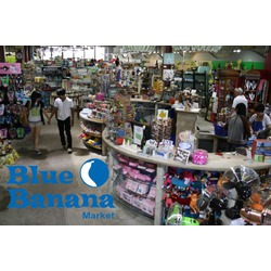 Blue Banana Market