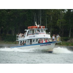Calabash Fishing Fleet, Calabash, North Carolina