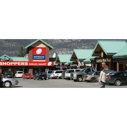 Shoppers Drug Mart, Penticton, B.C. Canada.