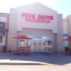 5 Guys Burgers, Oshawa