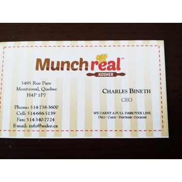 Munch Real