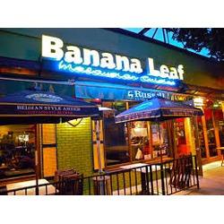 Banana Leaf Restaraunt Kitsilano