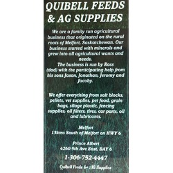 Quibell Feeds