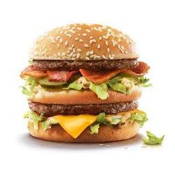 McDonald's Bacon big mac