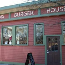 The Burger House