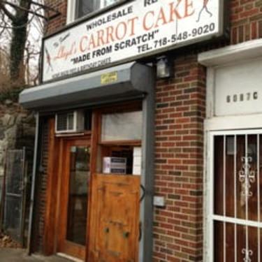 Lloyd's Carrot Cake