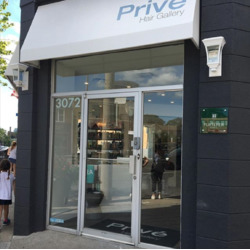 Prive Hair Gallery Kingsway