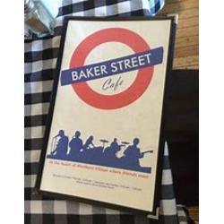 Baker Street Cafe/Ottawa