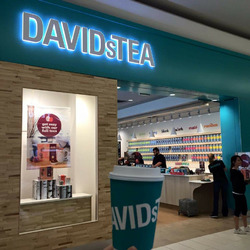 David's Tea Georgian Mall
